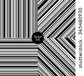 Stripe Pattern. Vector...