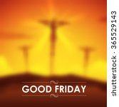 illustration of jesus christ... | Shutterstock .eps vector #365529143