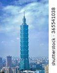 taipei  taiwan   january 21 ... | Shutterstock . vector #365541038