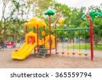 abstract blur children... | Shutterstock . vector #365559794