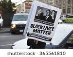 new york city   january 18 2016 ... | Shutterstock . vector #365561810