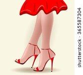 vector illustration.elegant... | Shutterstock .eps vector #365587304
