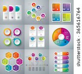 infographic design template can ... | Shutterstock .eps vector #365616764