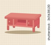 table theme elements   Shutterstock .eps vector #365638130