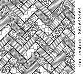 doodle background pattern. made ...   Shutterstock .eps vector #365643464