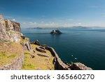 skellig michael  unesco world... | Shutterstock . vector #365660270