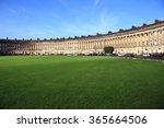 bath architecture  england | Shutterstock . vector #365664506
