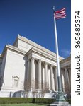 Small photo of Washington DC, USA - January 10, 2016: The National Archives and Records Administration (NARA) is an independent agency of the United States government.