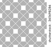 tile pattern with grey and... | Shutterstock . vector #365698286