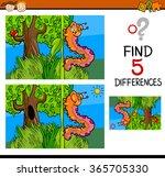 cartoon vector illustration of... | Shutterstock .eps vector #365705330
