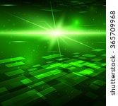 futuristic digital background... | Shutterstock .eps vector #365709968