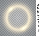 round shiny frame background... | Shutterstock .eps vector #365721734