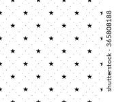 seamless pattern with stars for ...