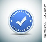 satisfaction guaranteed | Shutterstock .eps vector #365913659