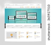 website template for your...