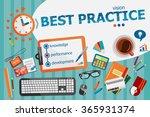 best practice concept....