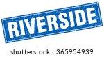 riverside blue square grunge... | Shutterstock .eps vector #365954939