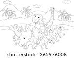 Styracosaurus  Spinosaurus ...