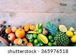 organic food  local produce ...   Shutterstock . vector #365976518