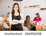 gorgeous female latin business...   Shutterstock . vector #366006308