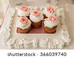 wedding cakepops | Shutterstock . vector #366039740