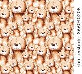 Cartoon Lovely Teddy Bear Toy...