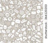 vector background of the... | Shutterstock .eps vector #366120203