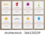 corporate identity vector... | Shutterstock .eps vector #366120239