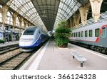nice  france   may 26  2012 ... | Shutterstock . vector #366124328