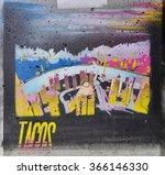 vitry sur seine  france  24 dec ... | Shutterstock . vector #366146330
