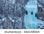 Lake Louise Falls