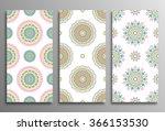 set vintage universal different ...   Shutterstock .eps vector #366153530