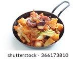 Korean Food  Octopus And...