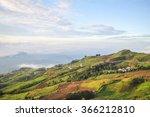 phu thap boek  phetchabun... | Shutterstock . vector #366212810