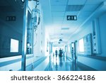 hospital through the eyes of a...   Shutterstock . vector #366224186