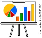 sales pitch presentation   Shutterstock .eps vector #366349730
