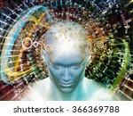 man of science series. design... | Shutterstock . vector #366369788