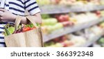young woman are shopping in the ... | Shutterstock . vector #366392348