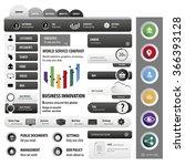 website business buttons set | Shutterstock .eps vector #366393128