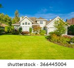 a very neat and colorful home... | Shutterstock . vector #366445004