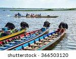 phattalung thailand january 1... | Shutterstock . vector #366503120