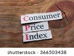 cpi   consumer price index on ...   Shutterstock . vector #366503438
