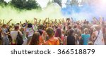 holi festival celebration | Shutterstock . vector #366518879