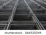 Pile Of Wire Mesh....