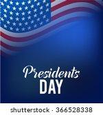 united state of american flag...   Shutterstock .eps vector #366528338