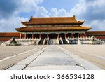 the ancient royal palaces of... | Shutterstock . vector #366534128