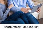 close shot of male hands... | Shutterstock . vector #366556784