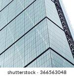 new building in london... | Shutterstock . vector #366563048
