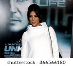 """Small photo of Kim Kardashian at the Los Angeles Premiere of """"Unknown"""" held at the Regency Village Theatre in Los Angeles in Los Angeles, California, United States on February 16, 2011."""