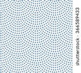 vector abstract seamless wavy... | Shutterstock .eps vector #366589433